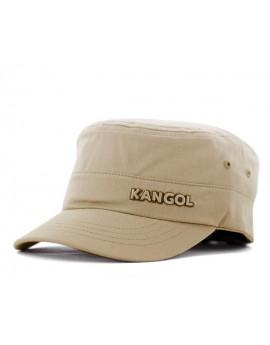 Sapca Kangol Ripstop Flexfit Army Bej