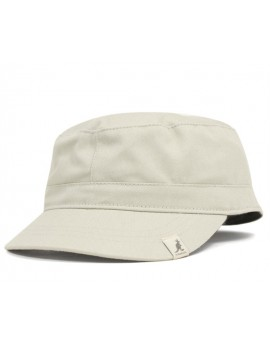 Sapca Kangol Adjustable Army Bej