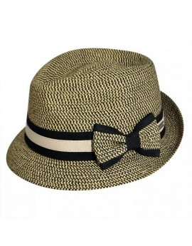 Palarie Joanne Braided Trilby Snake