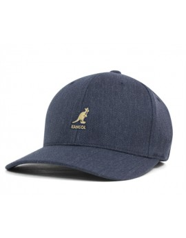 Sapca Kangol Wool Flexfit Denim
