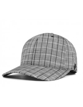Sapca Kangol Plaid Flexfit Baseball Lattice