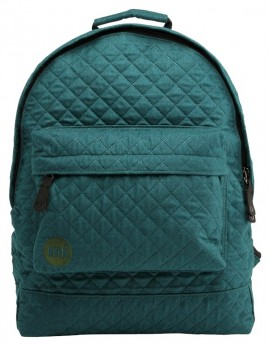 Mi-Pac Backpack Premium Quilted Dark Green
