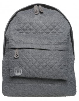 Mi-Pac Backpack Premium Quilted Grey