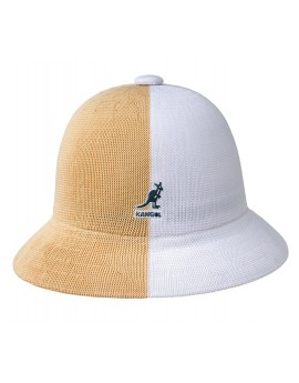Palarie Kangol Colour Block Casual Alb