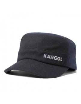 Sapca Kangol Textured Army Bleumarin
