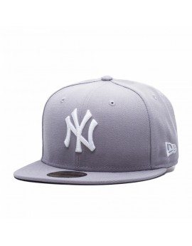 Sapca New Era 59fifty New York Yankees Gri