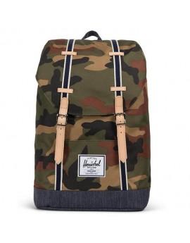 Herschel Backpack Retreat Woodland Camo