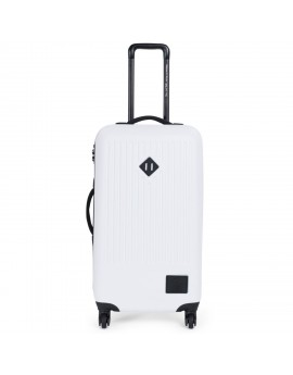 Herschel Trade Small Travel 4-Rollen-Trolley 59 cm White