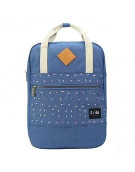 G.Ride Backpack Diane Navy Drap