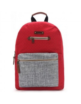 G.Ride Backpack Blanche Red