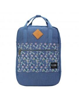 G.Ride Backpack Diane Navy Flor
