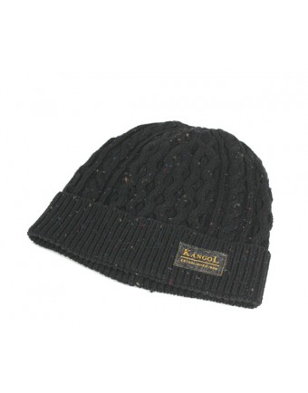 Kangol Knep Cable Pull On Black