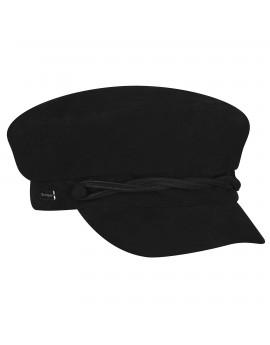 Betmar Lieutentant Fisherman Hat Black