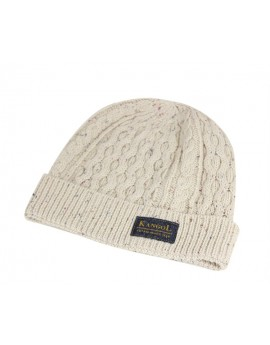 Kangol Knep Cable Pull On Natural