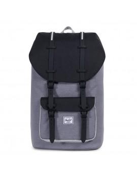 Herschel Backpack Little America Light Grey-Black