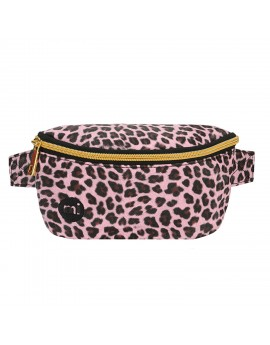 Mi-Pac Bum Bag Cheetah Pink