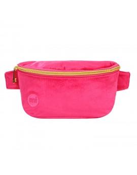 Mi-Pac Bum Bag Velvet Fuchsia