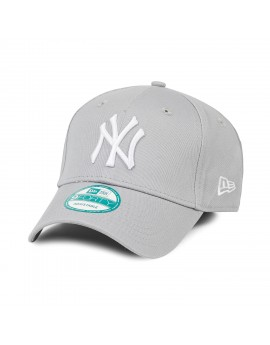 New Era 9Forty MLB New York Yankees Grey