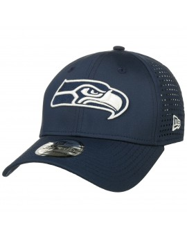 New Era 39Thirty Feather Perf Seattle Seahawks
