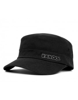 Kangol Twill Army Black