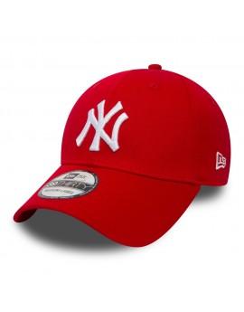 New Era 39thirty MLB New York Yankees Red