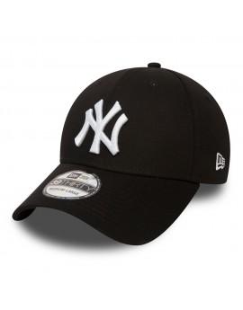 New Era 39thirty MLB New York Yankees Black
