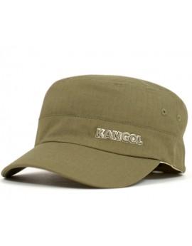 Kangol Ripstop Flexfit Army Green