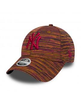 New Era 9forty Engineered NY Yankees Orange