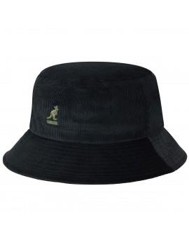 Kangol Cord Bucket Black