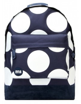 Mi-Pac Backpack Polka XL Navy