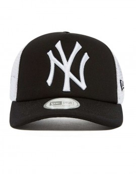 New Era MLB New York Yankees Snapback Black