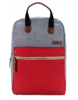 G.Ride Backpack Benedicte Grey