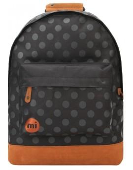 Mi-Pac Backpack AllPolka Black