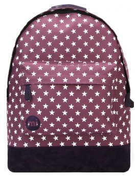 Mi-Pac Backpack All Stars Purple