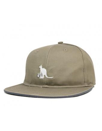Kangol Mascot Baseball Concrete Cap