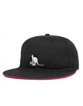 Kangol Mascot Baseball Black Cap