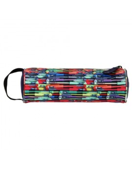 Mi-Pac Pencil Case Ikat Black