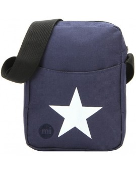 Mi-Pac Flight Bag Star Navy