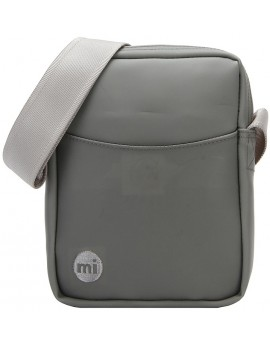 Mi-Pac Flight Bag Rubber Grey