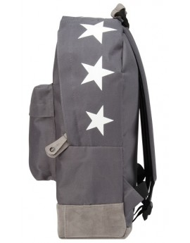 Mi-Pac Backpack Topstars Charcoal