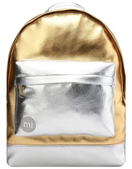 Mi-Pac Backpack 24K Gold-Silver