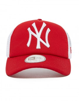 New Era MLB New York Yankees Snapback Red