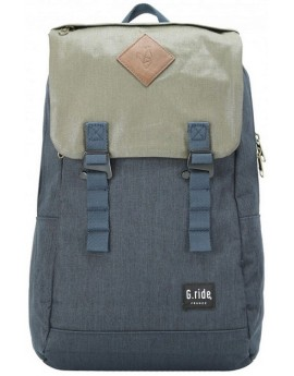 G.Ride Backpack Albert Navy-Khaki