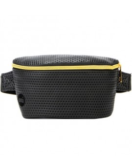 Mi-Pac Gold Bum Bag - Perf Black