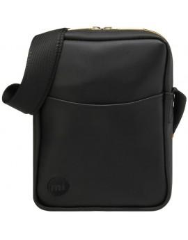 Mi-Pac Flight Bag Rubber Black