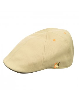 Kangol Wool 6 Panel Flexfit Beige