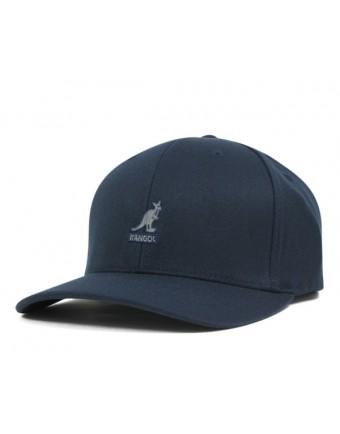 Kangol Wool Flexfit Baseball DkBlue