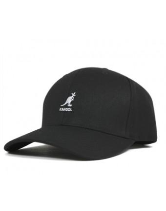 Kangol Wool Flexfit Baseball Black