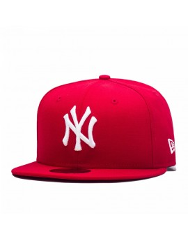 New Era MLB 59fifty NY Yankees Red