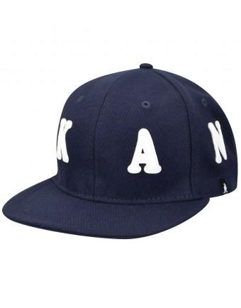 Kangol Alphabet Links Baseball Navy